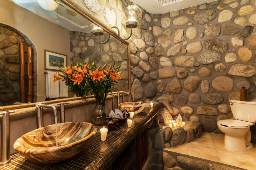 Casa Del Rey Bathroom