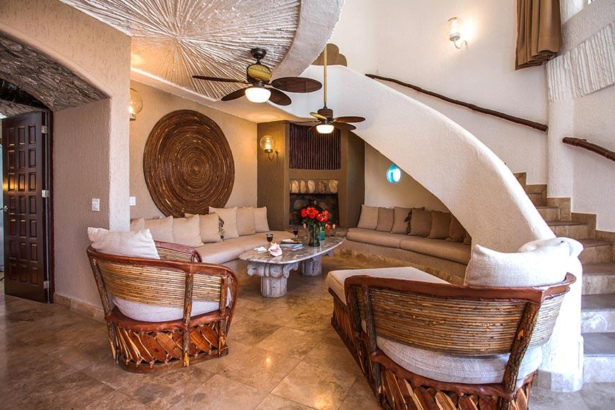 Catalina Living Area