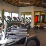 photo of gym area