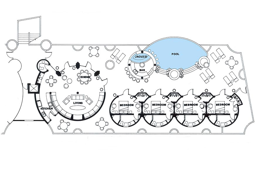 Estrella Floorplan