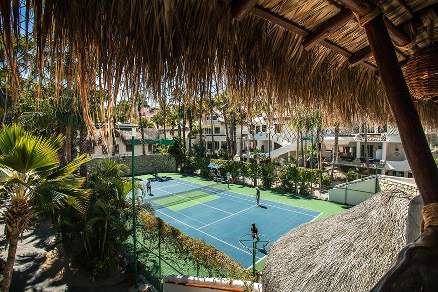 Las Palmas Pool View