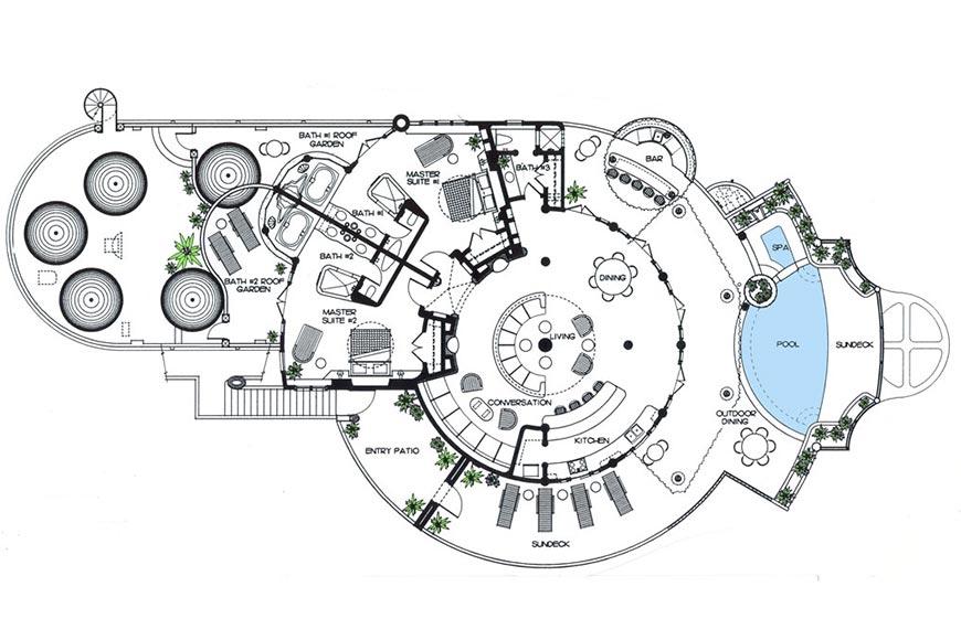 Luna Floorplan