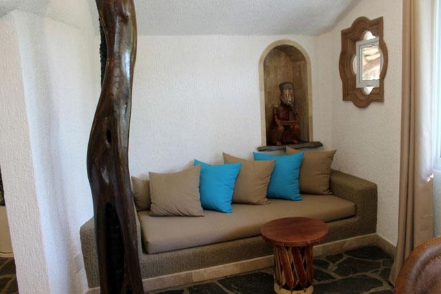 Malaga Living Area