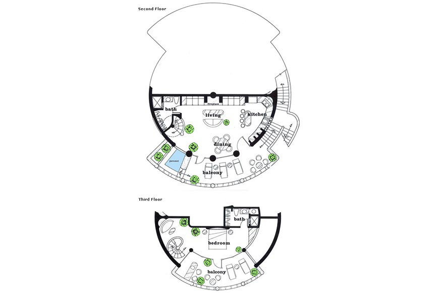 Malaga Floorplan