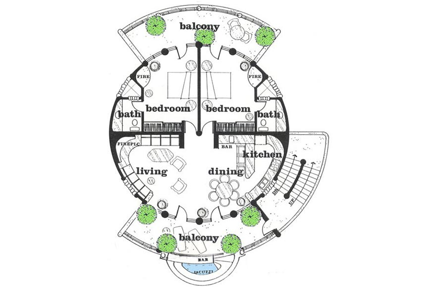 Margarita Floorplan