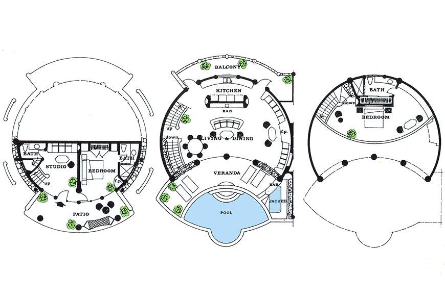 Perla Floorplan