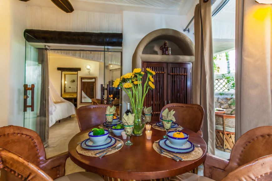Perlita Living Area