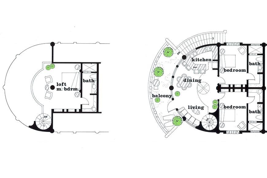 Porfin Floorplan