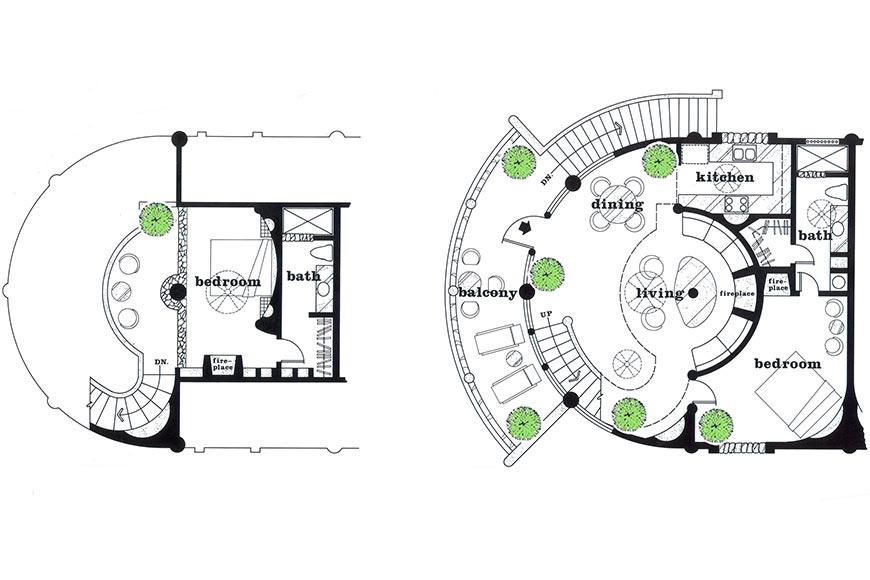 Tortuga Floorplan
