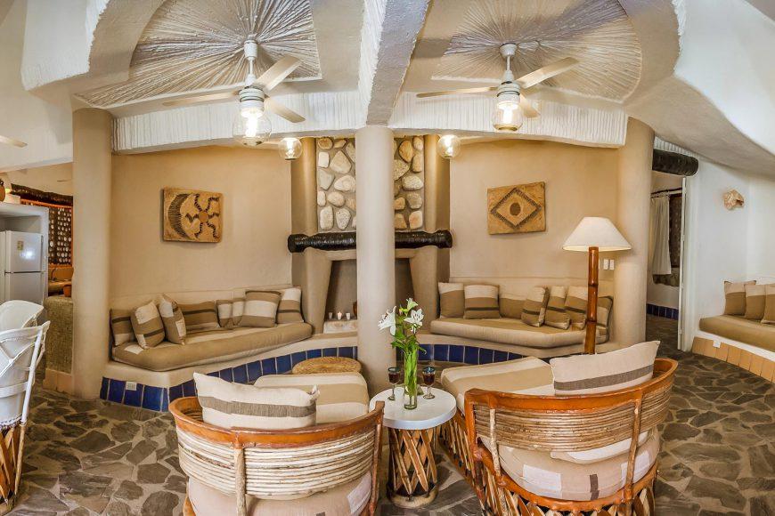 Tortuga Living Area